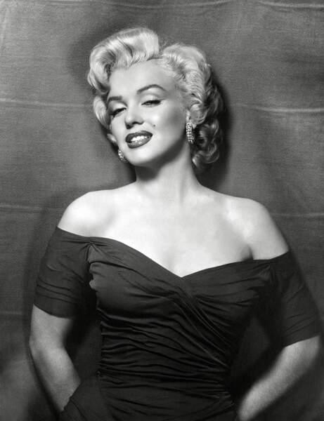 Chez les femmes aussi... Marilyn Monroe