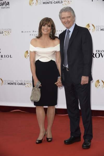 Linda Gray et Patrick Duffy de Dallas.