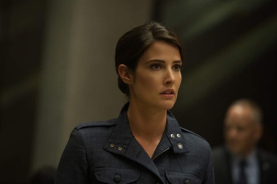 On l'a vue dans Captain America et Avengers. Elle était aussi dans Friends From College (Netflix).