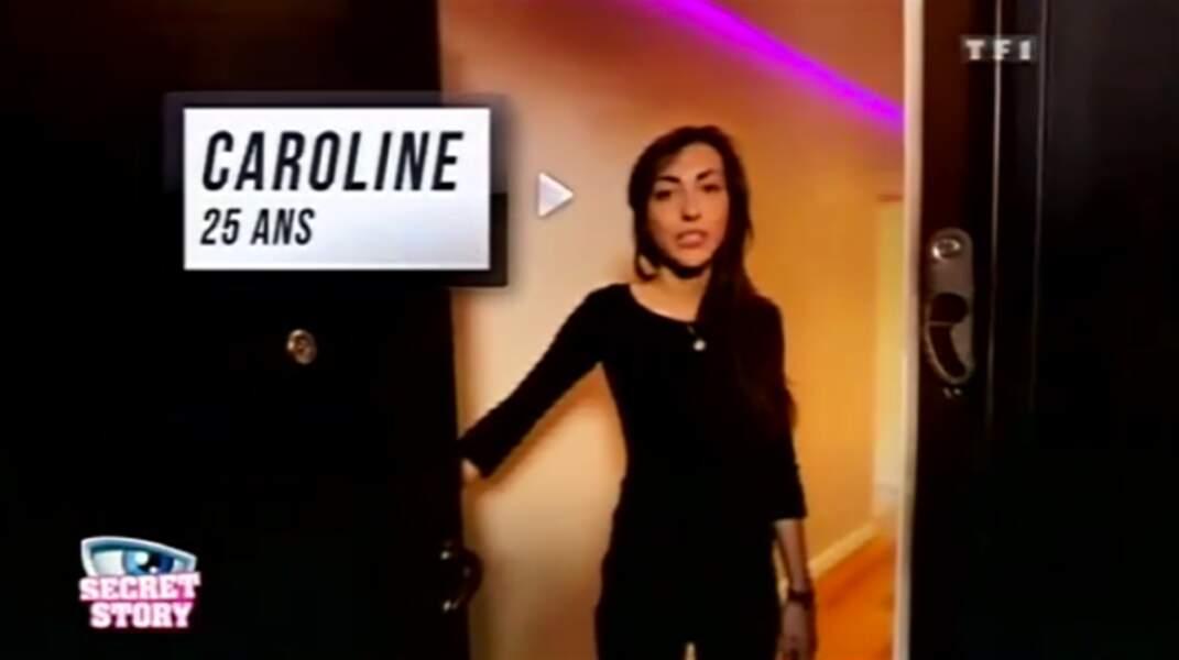 """Caroline (Saison 6). Son secret : """"Je vis avec mon ex' (Kevin) et sa femme (Virginie)"""""""