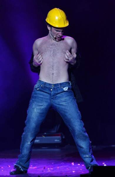 Michaël Youn sur scène (2005)