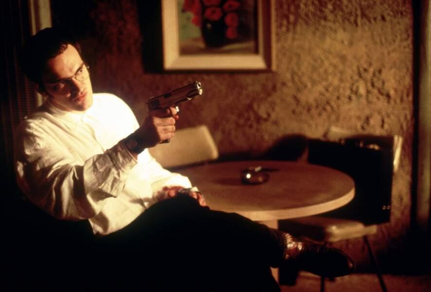 Connu et reconnu en tant que scénariste et réalisateur, Tarantino est aussi passé devant la caméra.