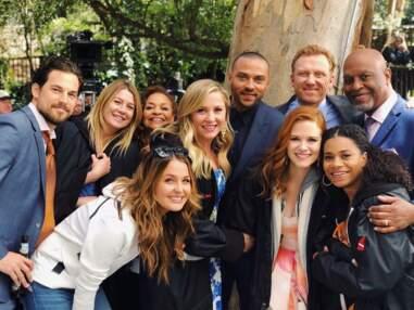 Grey's Anatomy : les acteurs fêtent la fin du tournage
