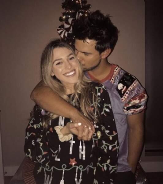 Voici Tay, la compagne de l'acteur Taylor Lautner.