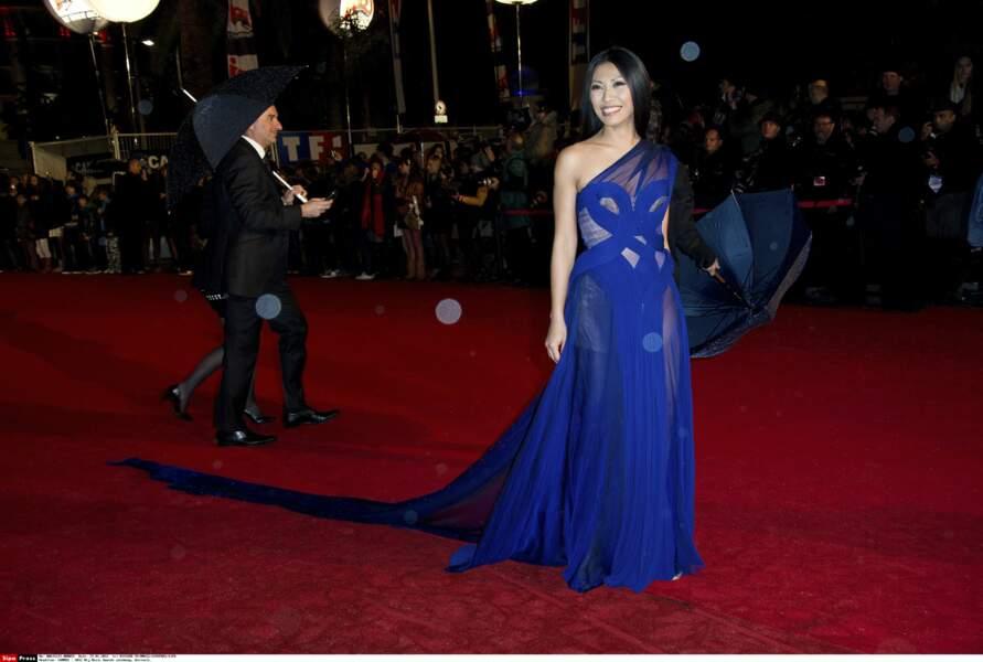 En 2012, Anggun représenta la France au concours de l'Eurovision, mais termina à la 22e place.