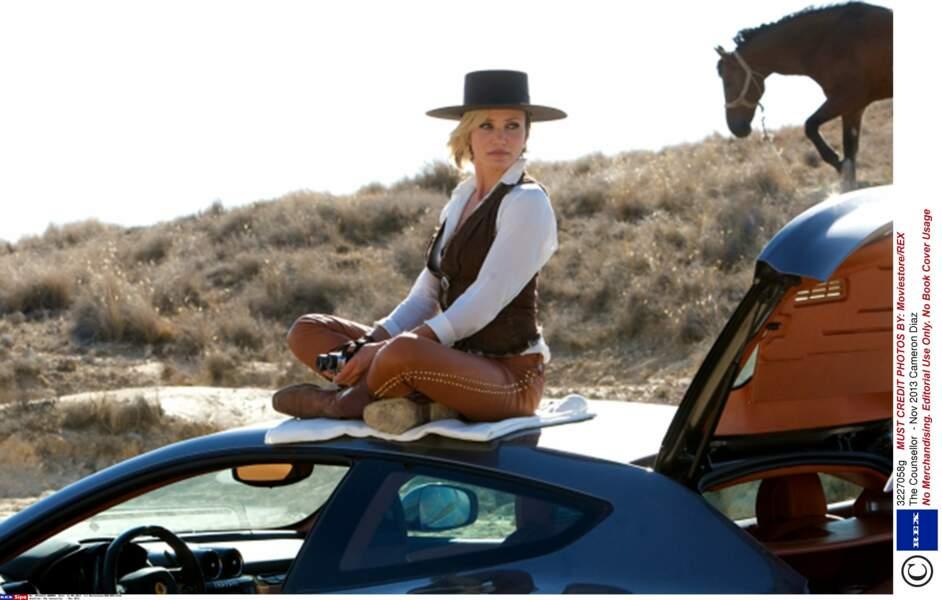 Dans Cartel de Ridley Scott en 2013