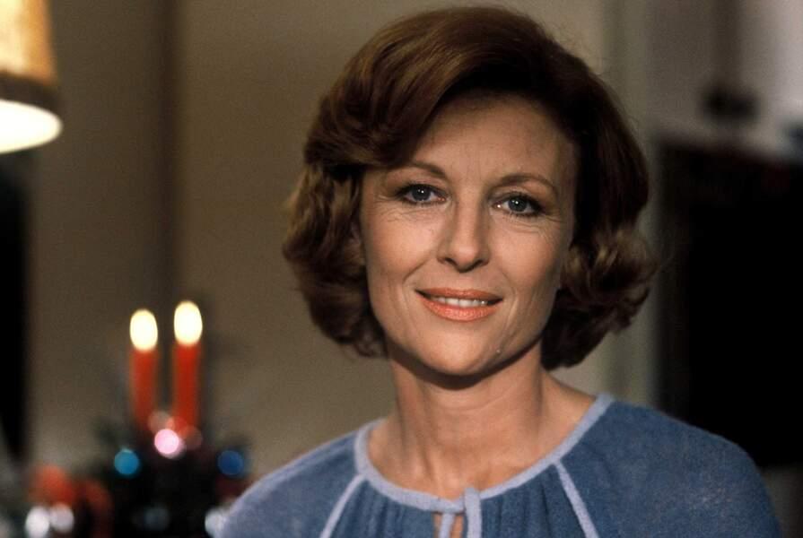L'actrice Nicole Courcel est morte le 25 juin 2016. Elle avait 84 ans