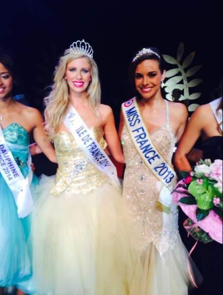 Miss Ile-de-France 2014, Margaux Savarit