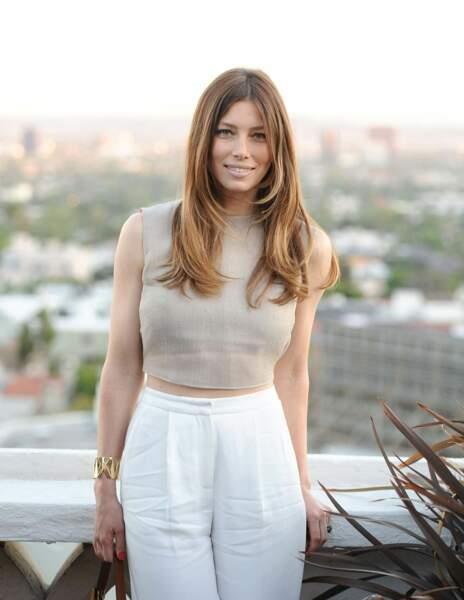 Jessica Biel poursuit sa carrière au cinéma sans faire de vague et est surtout la femme de Justin Timberlake