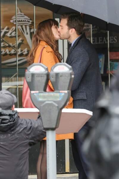 Enfin, le baiser tant attendu !