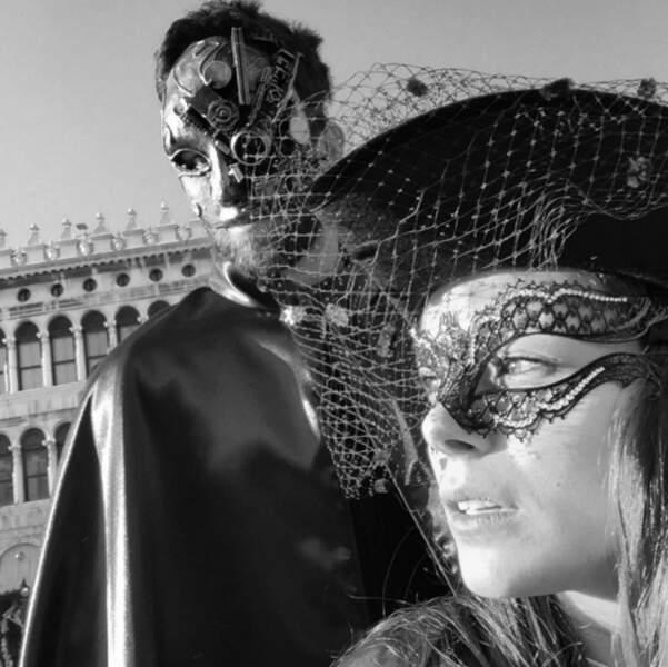 A Venise...
