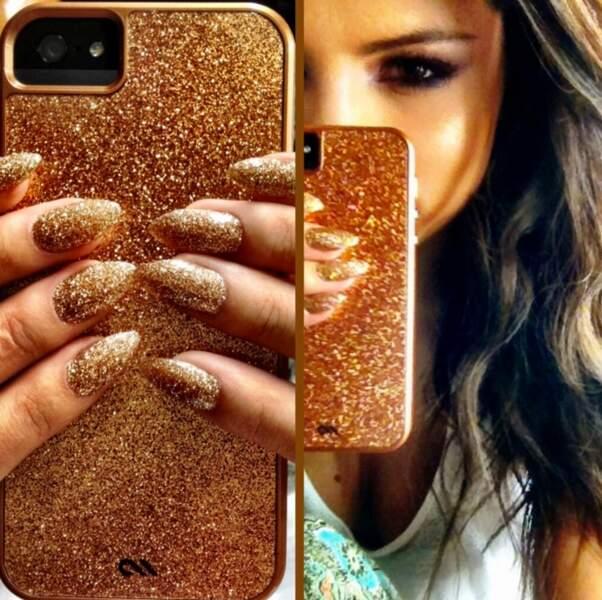 Selena est donc une fille en or