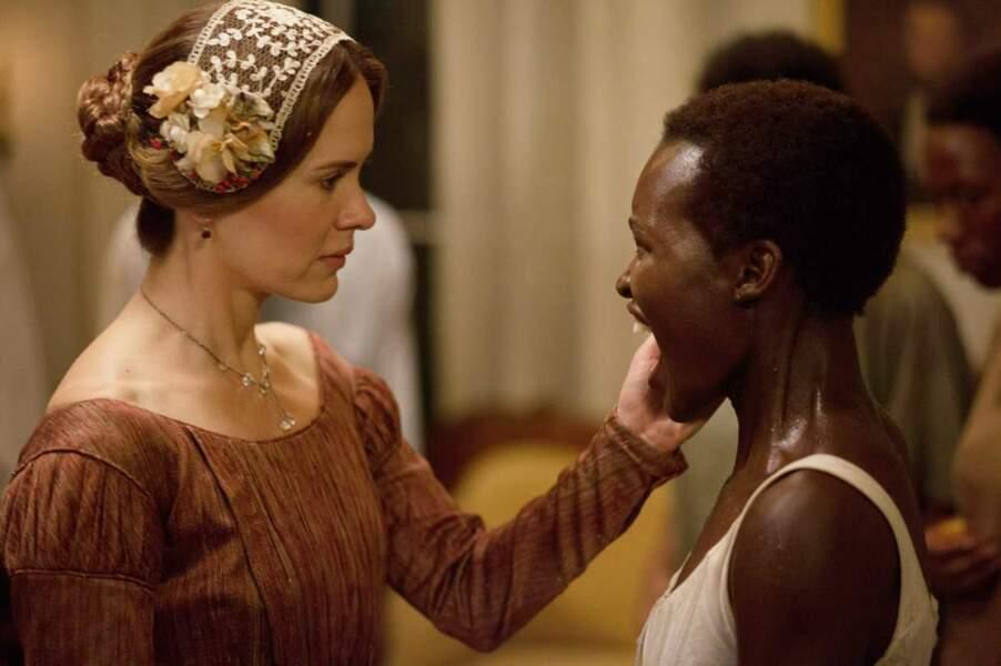 Lupita Nyong'o dans le rôle de Patsey dans 12 Years a Slave