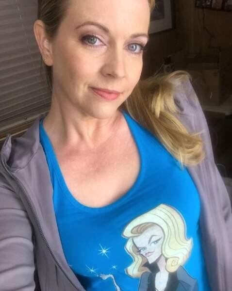 Point mode et beauté : Melissa Joan Hart, alias Sabrina l'apprentie sorcière, est fan de Ma sorcière bien aimée.