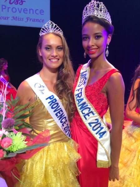 Miss Provence 2014, Anne-Laure Fourmont
