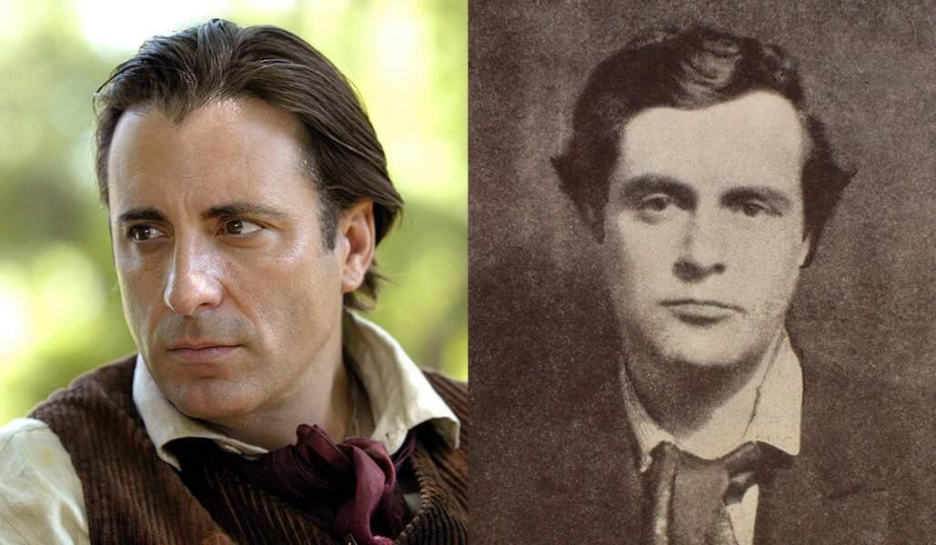 Il a joué Modigliani dans le Paris des années 20. Même jolie gueule, ça le fait !