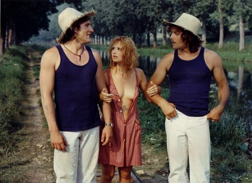 Les valseuses, l'un des films mythiques de Gérard Depardieu (1974) avec Miou-Miou et Patrick Dewaere