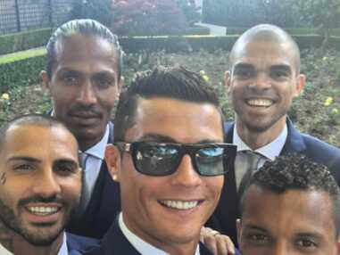 Instagram : Cristiano Ronaldo, papa poule et à la cool