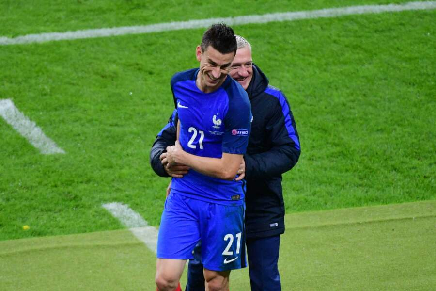 Didier Deschamps, fier de Laurent Koscielny