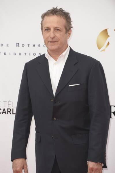 L'acteur français Christian Charmetant.