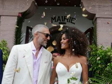 Vincent Cassel et Tina Kunakey se sont mariés !