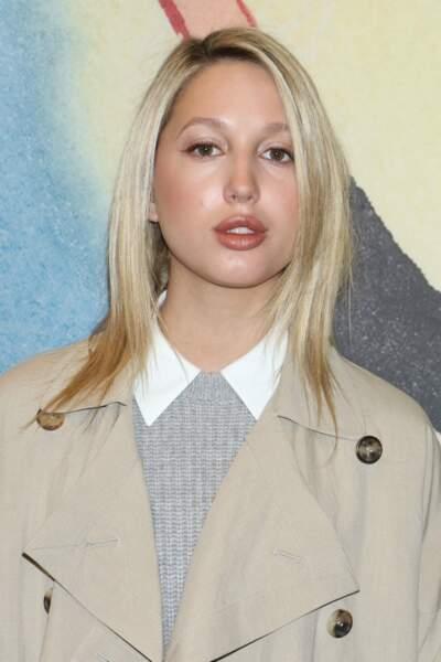Maria Olympia de Grèce (22 ans), fille du diadoque Paul de Grèce et de Marie-Chantal Miller