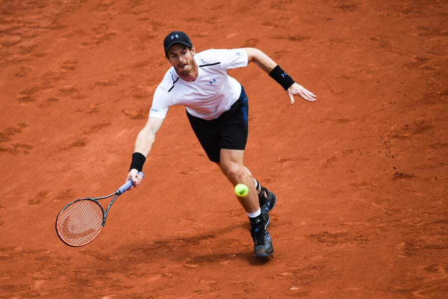 Et ça a marché ! Andy Murray s'est qualifié pour les quarts de finale ce lundi 5 juin