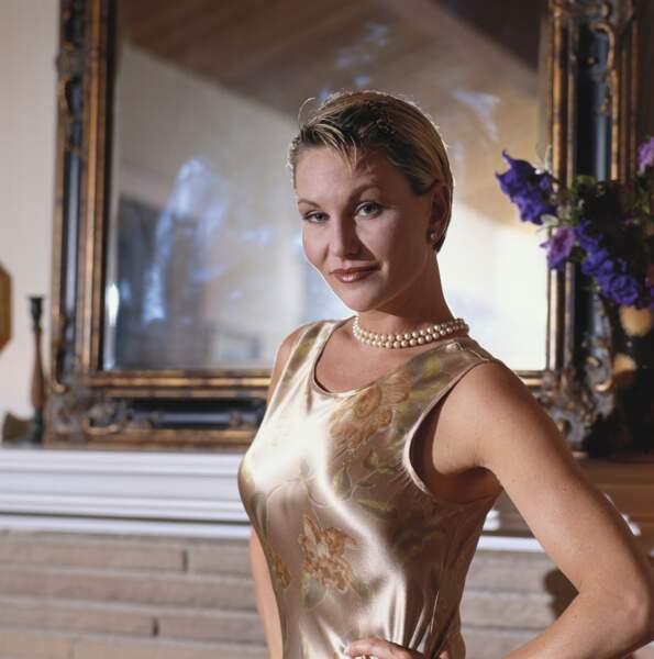 Darla Einstein (Schae Harrison) fut mariée à Thorne Forrester jusqu'à son décès lors d'un terrible accident en 2006