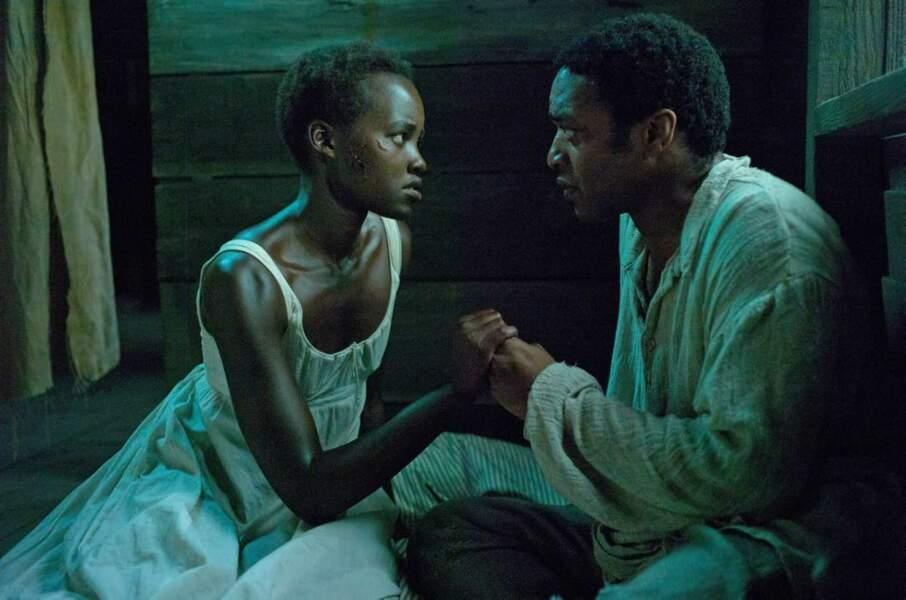 Lupita Nyong'o dans le rôle de Patsey dans 12 Years a Slave (2013)