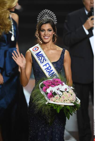 Miss France 2016 : Iris Mittenaere (Miss Nord-Pas-de-Calais) - Miss Univers 2016