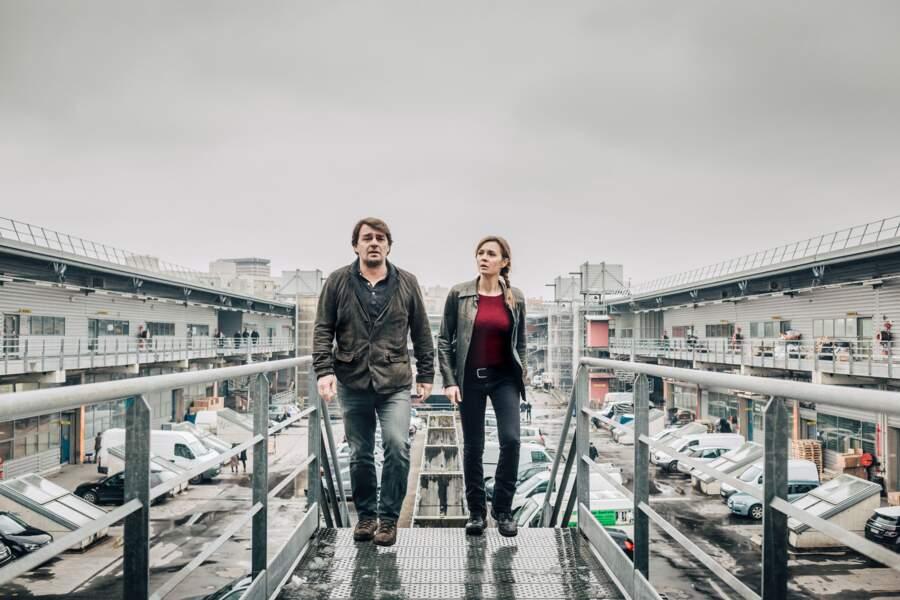 """""""Engrenages"""" passe une septième vitesse pour résoudre des enquêtes sur le blanchiment d'argent (Canal+, saison 7)."""