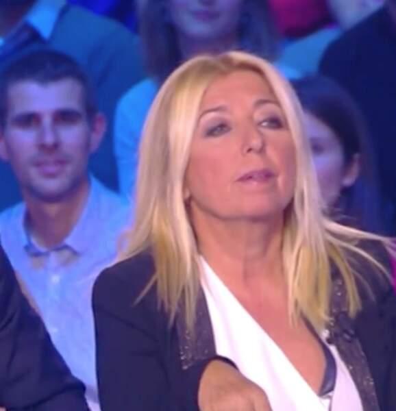 La productrice Angela Lorente a participé à l'émission de septembre à décembre 2015