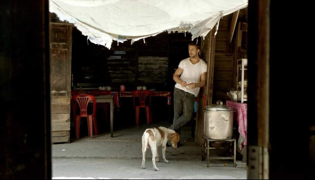 Ryan Gosling dans Only God forgives... Les mots nous manquent !