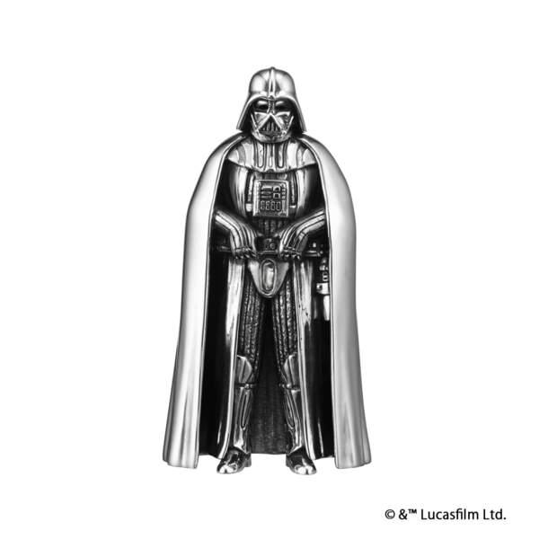 Dark Vador se porte aussi au cou… Et c'est moins cher ! 520€