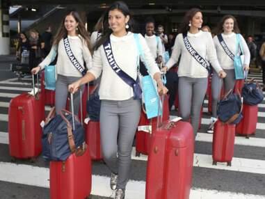 Miss France 2018 : dans les coulisses du voyage de préparation !