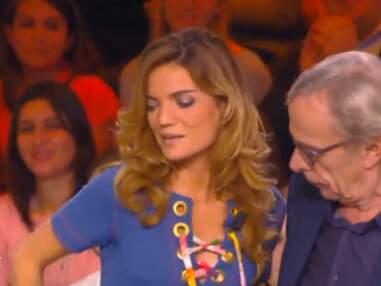 Looks à la télé : les jolis tops d'Ophélie Meunier et Laurie Cholewa
