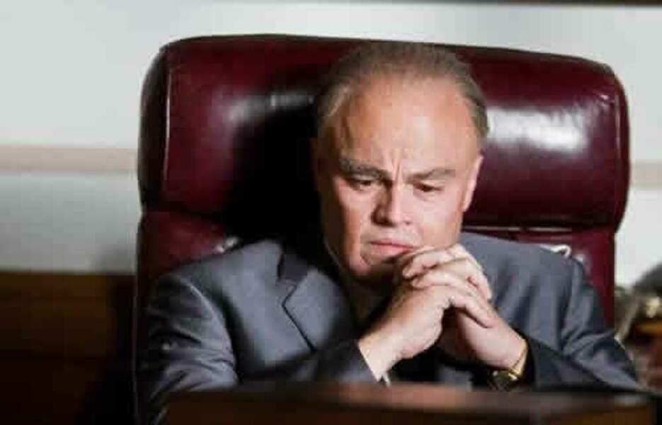 L'acteur est bluffant dans la peau du directeur du FBI