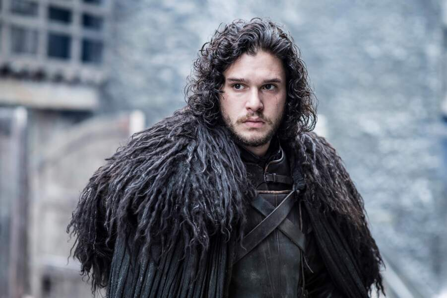 Kit Harington est bien sûr l'inoubliable Jon Snow dans la série de HBO