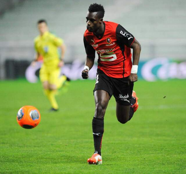 John Boye (Rennes - Ghana)
