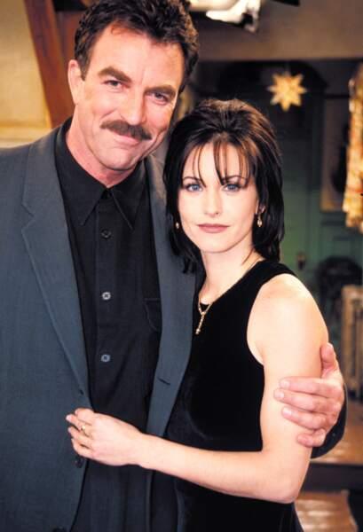 Avant d'épouser Chandler, elle a été très amoureuse de Richard