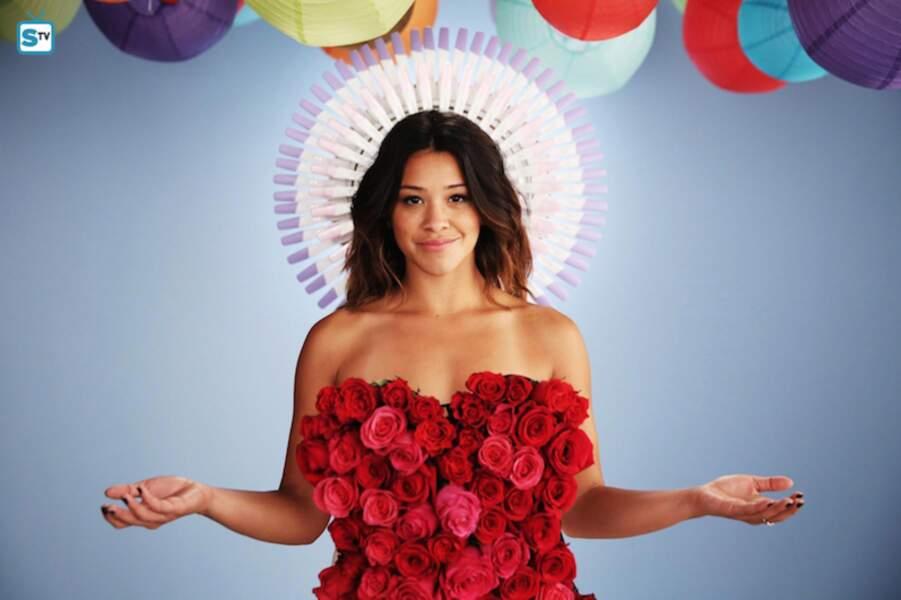 Gina Rodriguez - Jane Villanueva dans Jane the Virgin