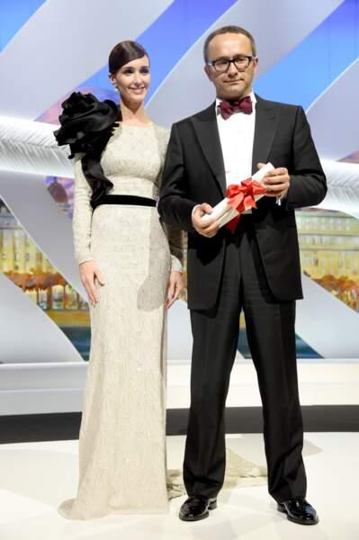 Paz Vega et Andrey Zvyagintsev, prix du meilleur scénario