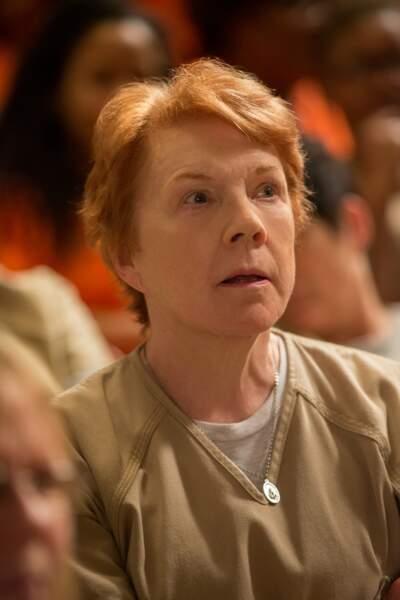 La soeur Jane Ingalls est un personnage atypique dans la prison