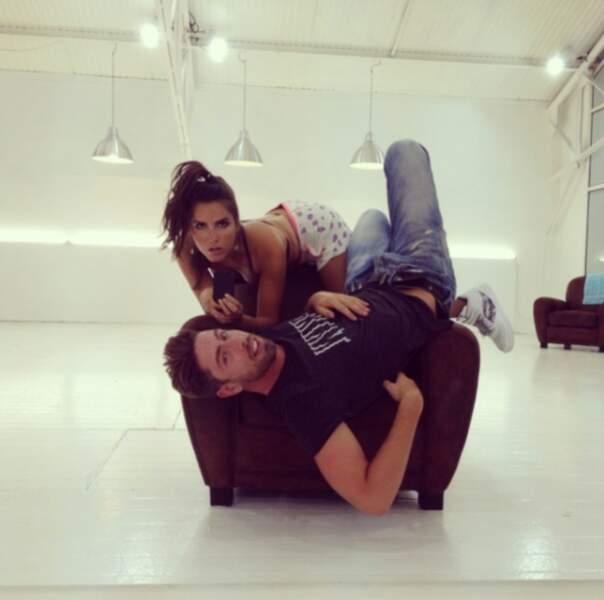 Elle a également participé à Danse avec les Stars, aux côtés du danseur Julien Brugel.