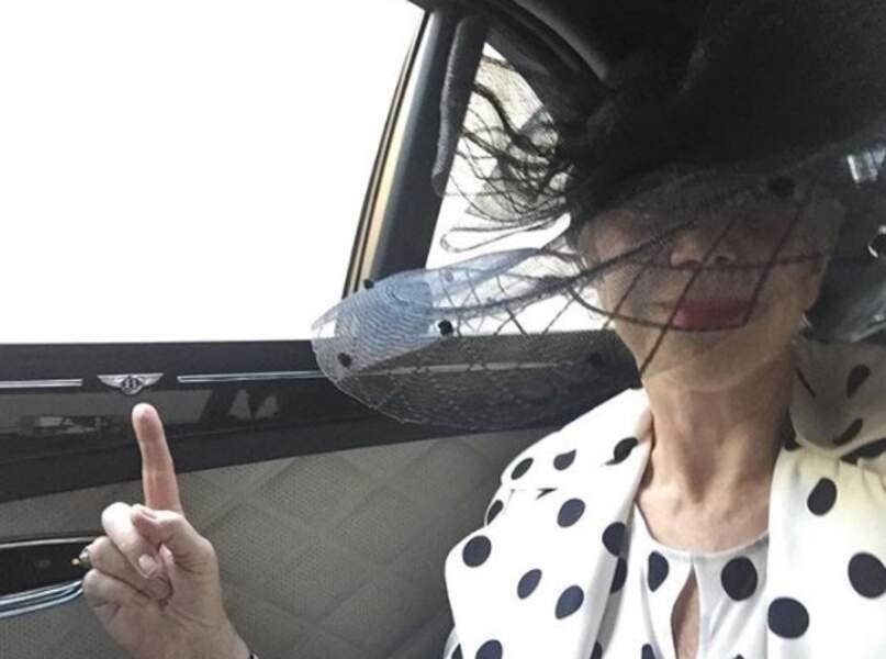 ... ou celui d'Helen Mirren ? Le choix est dur hein.