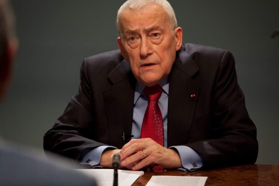 Michel Duchaussoy décédé le 13 mars 2012.