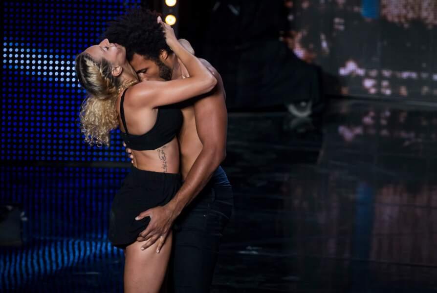 Les danseurs Jesse et Vivien avaient gagné leur ticket en finale grâce à Kamel Ouali
