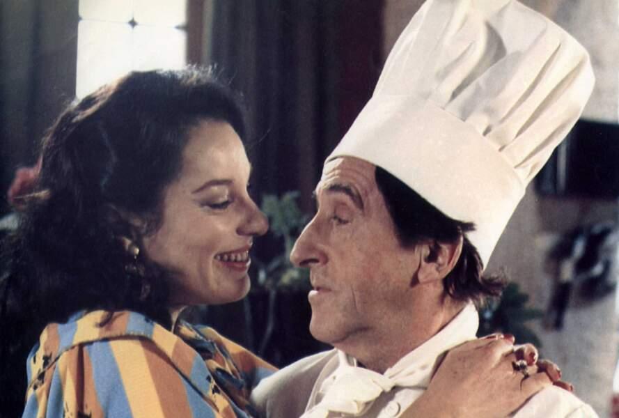 Avec Jean Lefebvre dans On n'est pas sorti de l'auberge (1982)
