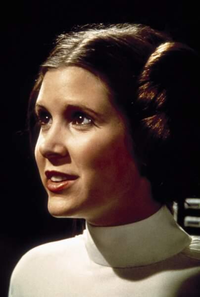 Qu'est devenue Carrie Fisher, alias Princesse Leia ?