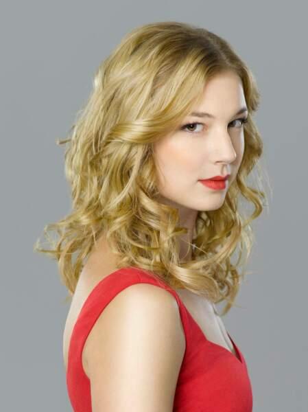 Emily VanKamp, l'interprète d'Amanda Clarke/Emily Thorne